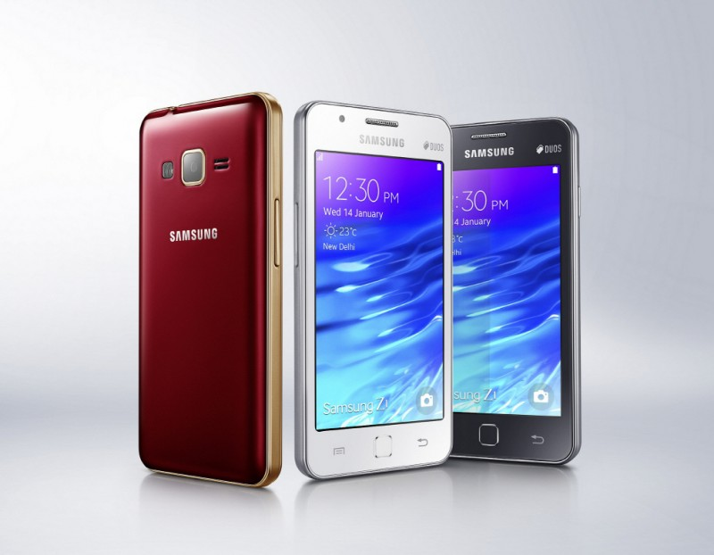 Samsung Tops Indian Smartphone Market on Tizen