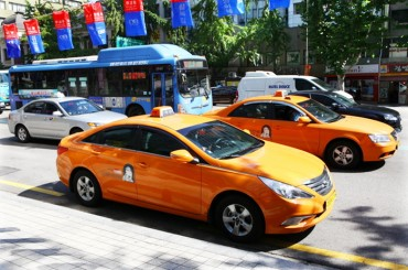 Seoul Taxi Companies to Offer Refunds for Rude Drivers