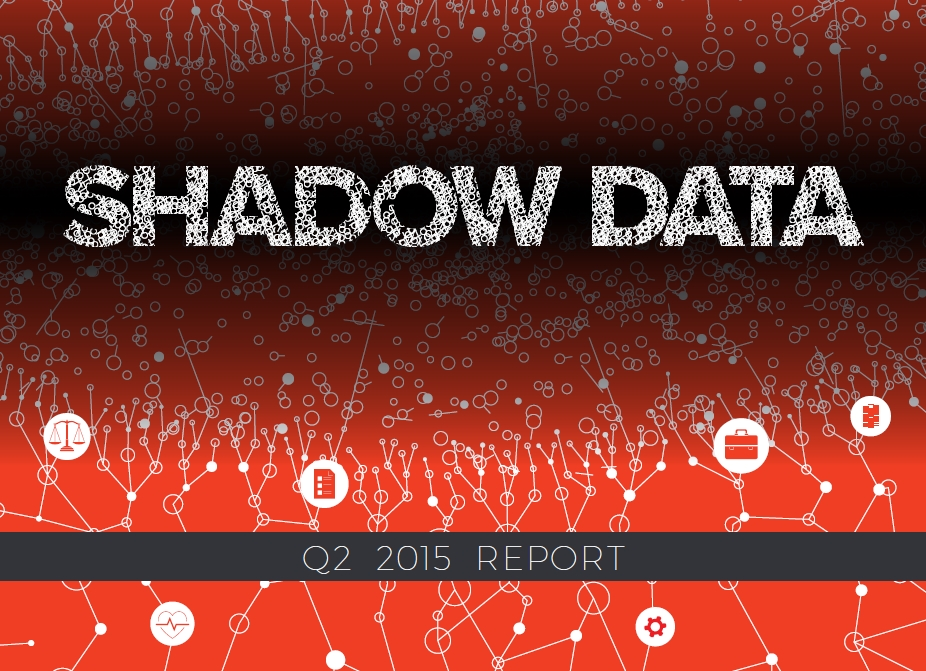 Elastica, the leader in Data Science Powered™ Cloud Application Security, released its Q2 2015 Shadow Data Report. (image: Elastica)