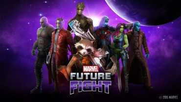 Netmarble Unveils Exciting Guardians of the Galaxy Update for MARVEL Future Fight