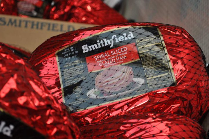 Smithfield Foods is a $15 billion global food company and the world's largest pork processor and hog producer. (image: Smithfield Foods)