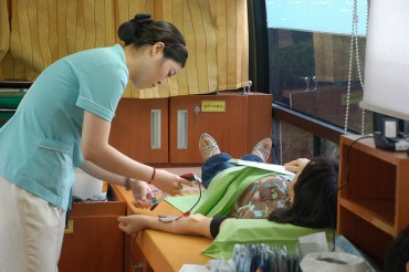 MERS Even Reduces Blood Donation amid Fears over Possible Infection