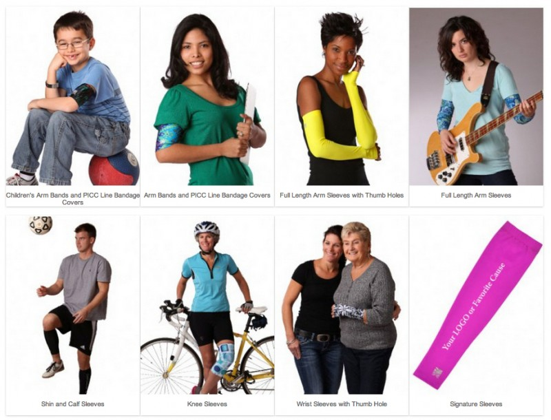 SleekSleeves Partners with International Medical Boutiques to Provide Fashionable and Functional Medical Accessories