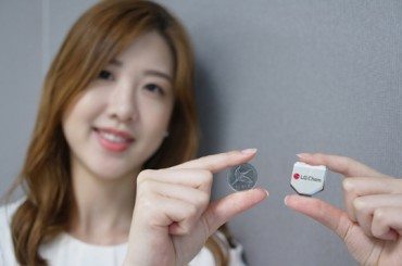 LG Chem Unveils World First Hexagon Battery for Smartwatches