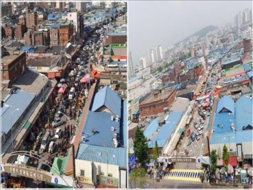 New Parking Spots Revitalize Traditional Market