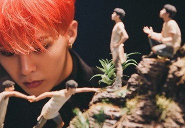 BigBang's G-Dragon Draws Young K-pop Lovers to Art Museum