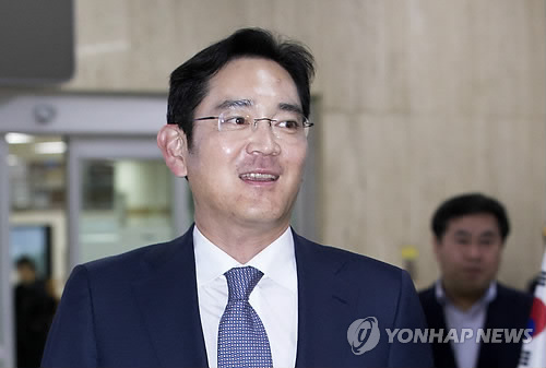 If the merger deal is completed as scheduled in September, Samsung Electronics Vice Chairman and heir apparent Lee Jae-yong, 47, will become the biggest shareholder of the new entity with an estimated 16.5 percent stake, which would help him control the group via a complex web of cross shareholdings. (image: Yonhap)