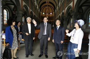 British Diplomat Astonished by Jeonju Hanok Village