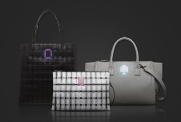 """Smart Handbag"" with IoT technology to be Unveiled"