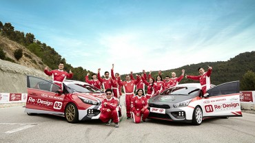 "Kia Motors Launches ""Gear Up"" Campaign"