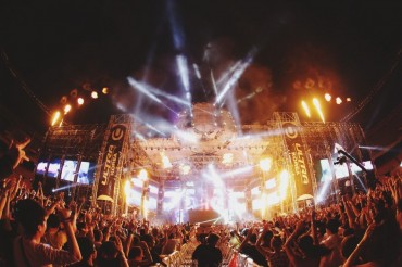 Korea's Current Love for EDM Reflected in Impressive Festival Lineups