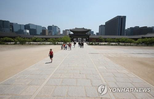 Visitor numbers at ancient cultural assets sites have decreased due to Middle Eastern Respiratory Syndrome (MERS). (image : Yonhap)
