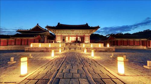 Changgyeonggung Palace.