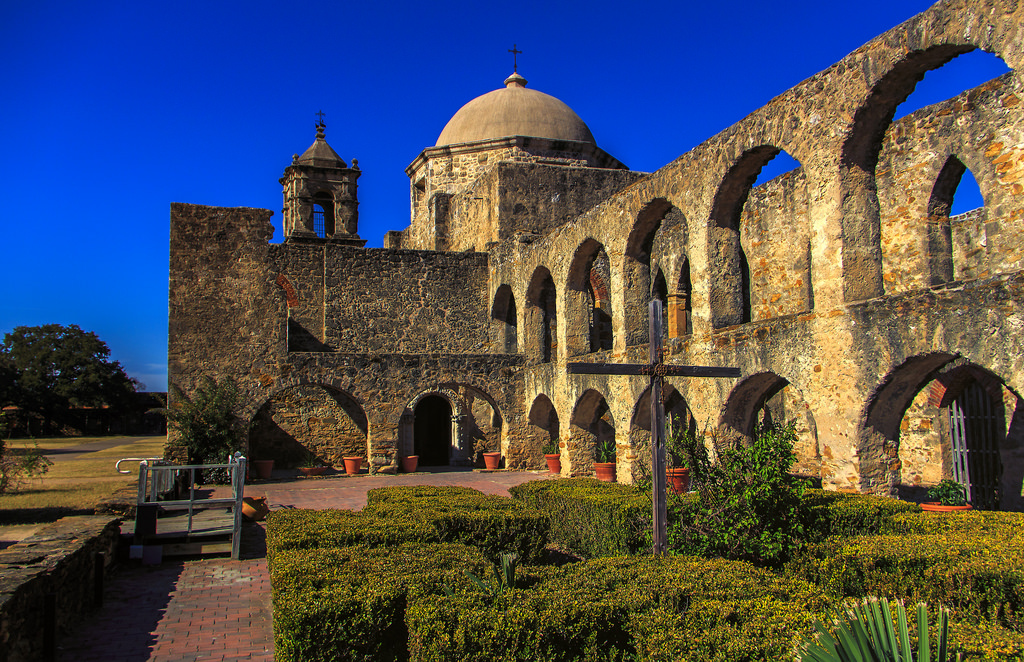 Remember the Alamo! 23rd Site for the U.S. and First for Texas (by Mobilus in Mobili/flickr (Creative Commons))