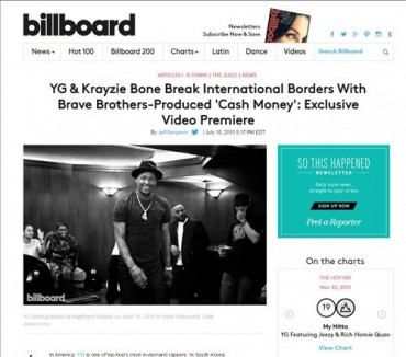 K-pop's Top Producer, Brave Brothers, Catches Eye of Billboard