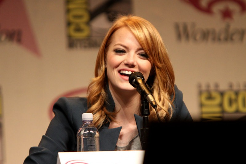 Emma Stone Professes Her Love for K-pop