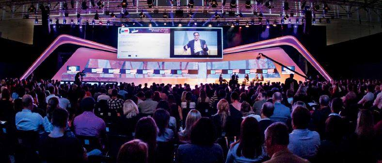 Program Completed: dmexco Conference 2015 Connects the Worlds of the Digiconomy
