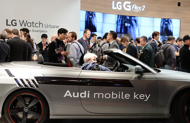LG Electronics to Find Breakthrough in Vehicle Components Business