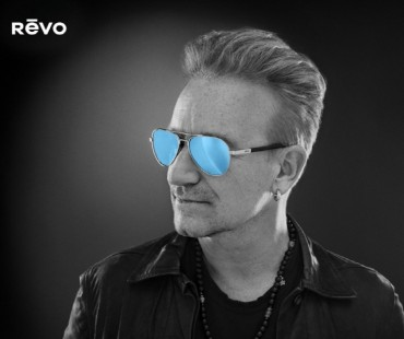 Revo Partners with Bono to Fight Vision Impairment and Unnecessary Blindness