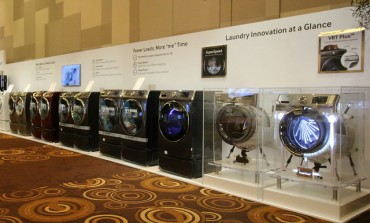 Samsung Drum Washer Tops US Market, First in Nine Years