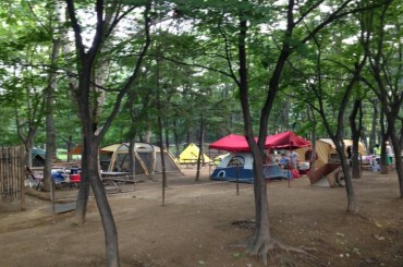 Seoul Operates Cheap, Safe Campgrounds at 7 Parks