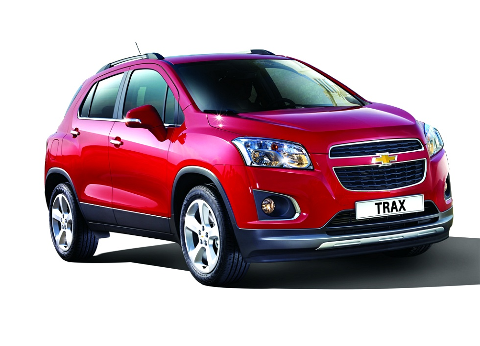 GM Korea will start receiving preorders for the diesel version of the Trax this week before its official launch in September. (image: GM Korea)