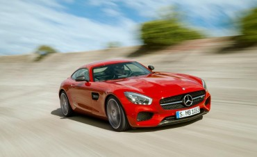 "Mercedes-Benz Rolls Out Limited Edition ""AMG GT S"" Sports Car in Korea"