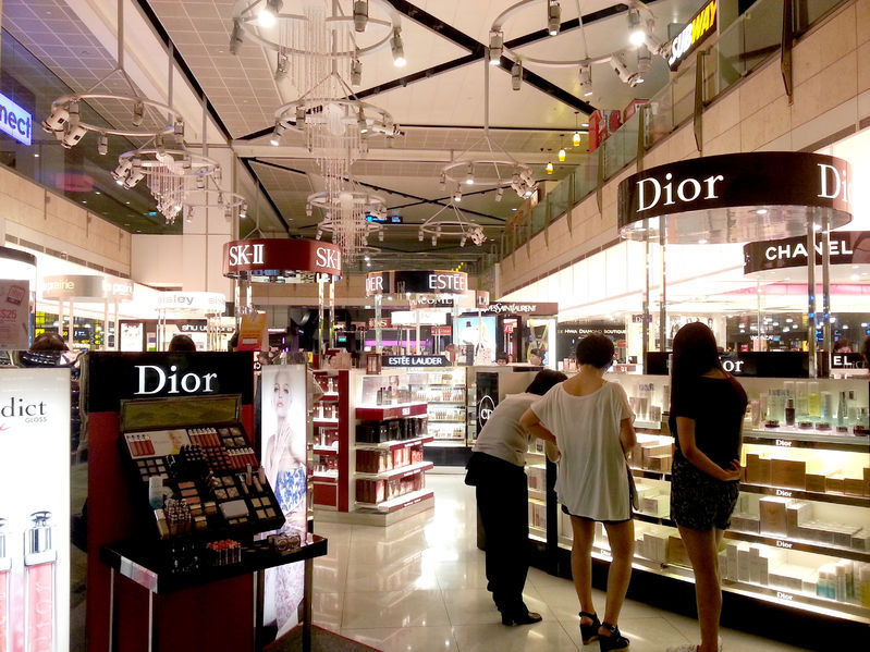 Korean Department Stores Struggle to Attract Young Customers