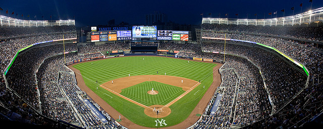 Yankee Stadium to be Equipped with Korean LED Lighting