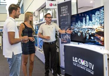 LG Electronics Dominates OLED TV Market with Lion's Share