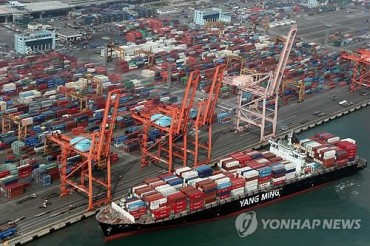 Korea's Trade Volume to Hit 5-Year Low 2015 due Strong Currency, Low Oil Price