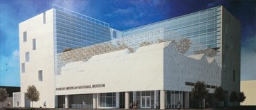 Blueprints for Korean-American National Museum Create Controversy