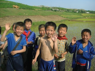 North Korean Children Suffer as Drought Lingers