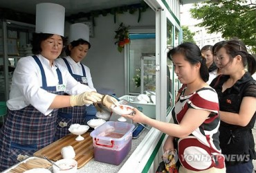 Pyongyang's Patbingsu Cafés Gain Popularity with Summer Heatwave
