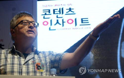 Michael Uslan, producer of Batman series (image: Yonhap)