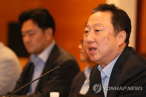 """""""We Can't Defend Hedge Funds Just to Protect Minority Shareholders,"""" KCCI Chairman"""