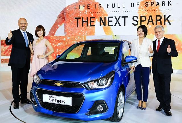 Good Omen for GM Korea's New Spark