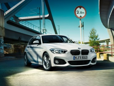 BMW Korea Rolls Out Five Limited Edition Models