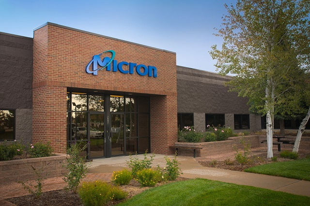 The two Korean tech giants grabbed a record 75 percent share of the global mobile dynamic random access memory (DRAM) market in the first quarter, while Micron took a 22.6 percent share, according to industry tracker TrendForce. (image: Micron Technologies)
