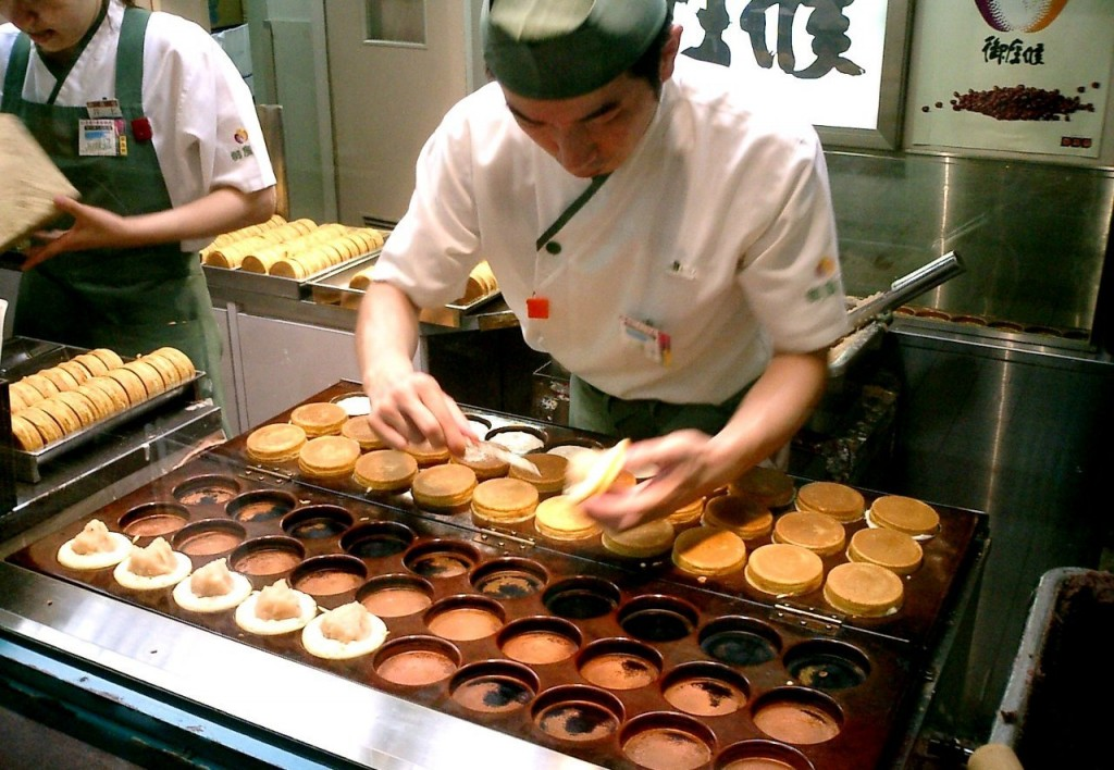 Japanese desserts see a growing popularity in Korea (image courtesy of Wikipedia)