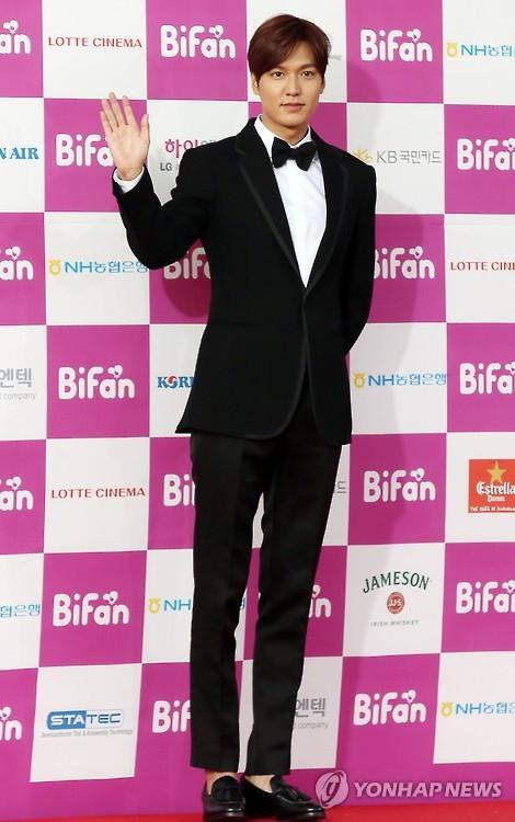 Actor Lee Minho
