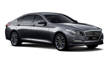 Hyundai's Genesis Preferred Domestic Car for Korean University Students