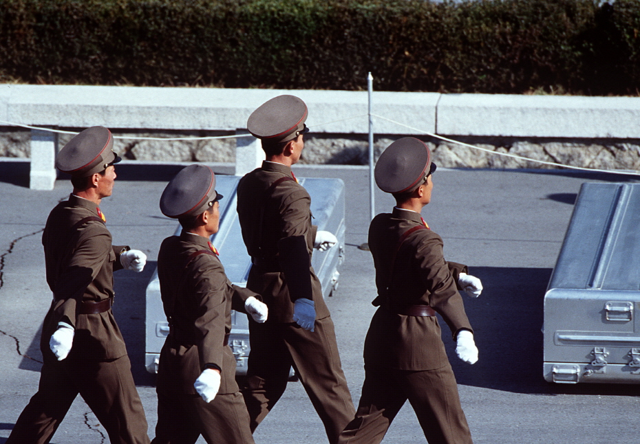 North Korea has long been known to be seeking chemical and biological weapons in addition to its nuclear and missile programs. (image: Public Domain)