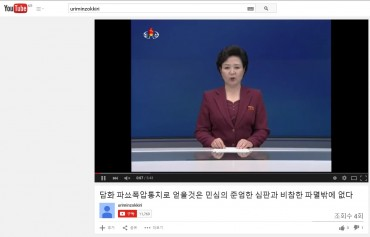 North Korea's SNS Channels Gain Popularity