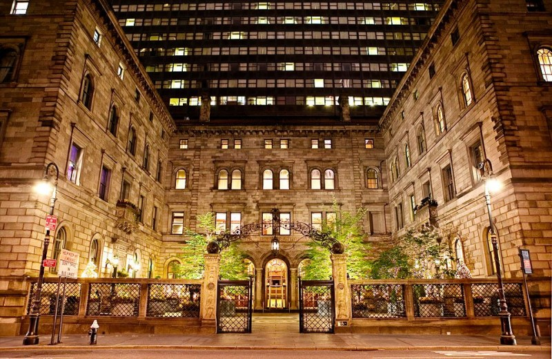 President Obama Considers Stay at LOTTE New York Palace Hotel