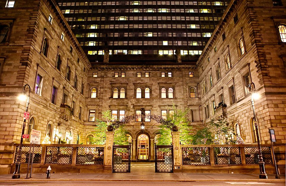 Lotte Hotel has announced that they have finalized a buyout of The New York Palace Hotel, located in Manhattan, for a total cost of $805 million. (Image : New York Palace Hotel Homepage)