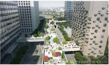 Makeover of Seoul Station Overpass to Revitalize Urban Area