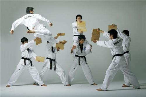 Kukkiwon, the World Taekwondo Headquarters, will start a permanent Taekwondo demonstration for visitors as well as those practicing the sport. (Image : Yonhap)