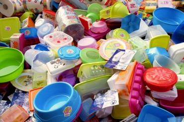 Children's Goods Full of Noxious Materials
