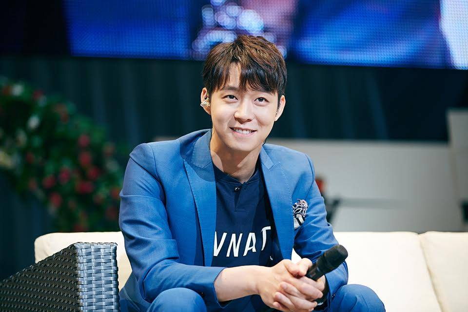 Park Yu-chun will enter a boot camp for five weeks of basic training before starting his military service as a public agent. (image: C-Jes Entertainment)